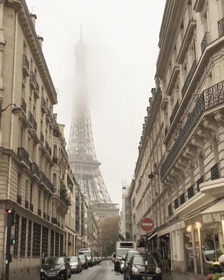Vou para Paris, que tempo vai fazer?