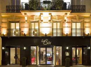 O Hotel Le Six vai cuidar bem de você!