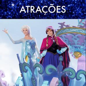 Atracoes Disneyland Paris