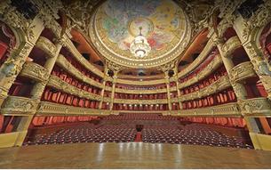 Visite a Opéra Garnier sem sair do seu sofá