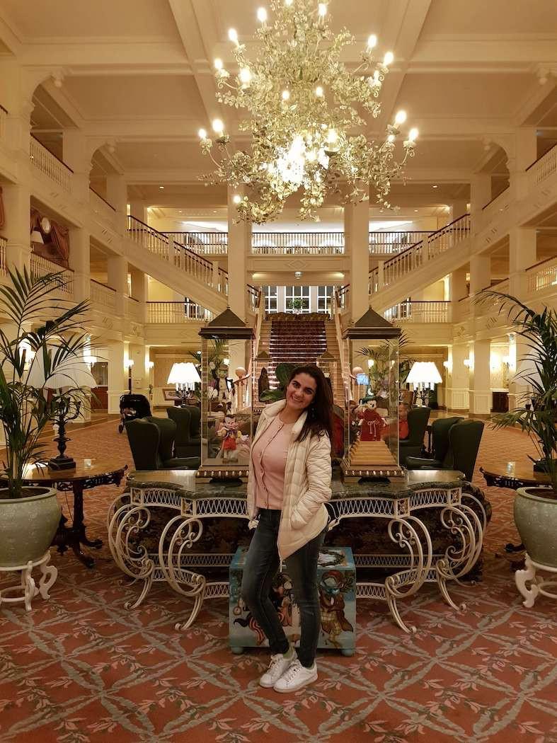 Mayra no Disneyland Hotel