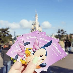 Ingressos Disneyland Paris