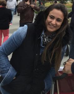 Agatha de colete na Noruega