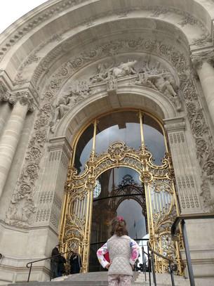 Uma tarde no Petit Palais