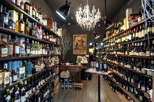 Divvino Paris: cave, degustação e cursos de vinho