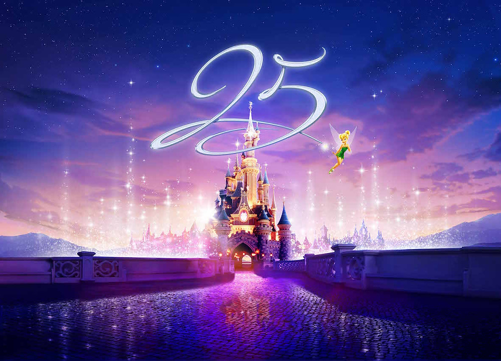 Disneyland Paris 25 Anos