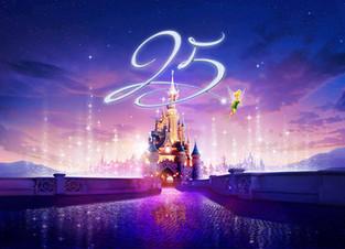 A Disneyland Paris faz 25 Anos! Veja as novidades: