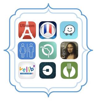 Aplicativos grátis e essenciais para visitar Paris