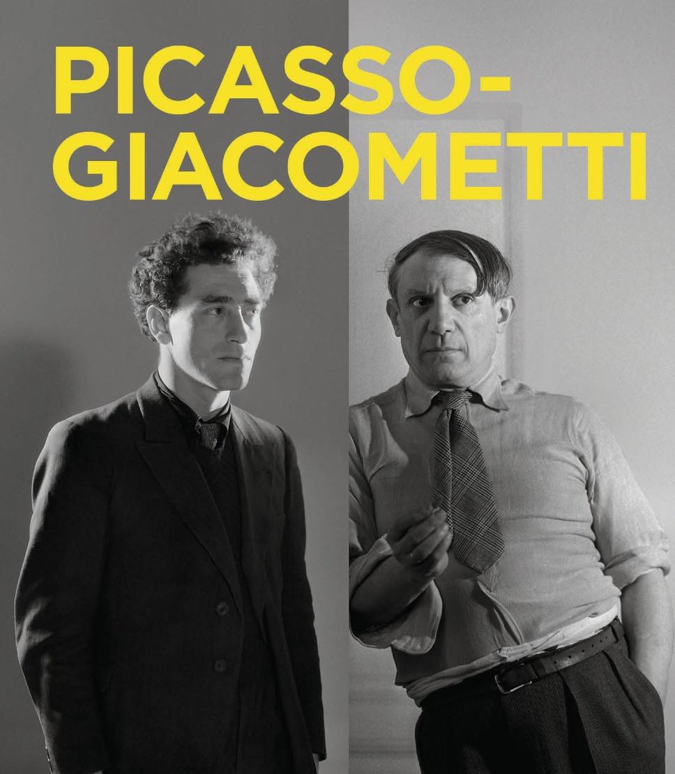 Picasso Giacometti