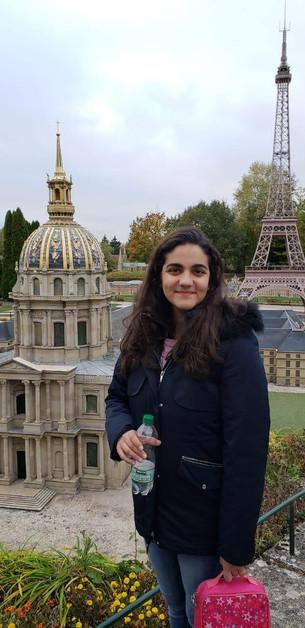 France Miniature: parque com mini monumentos franceses!