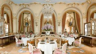 Restaurante L'Espadon, no Ritz de Paris