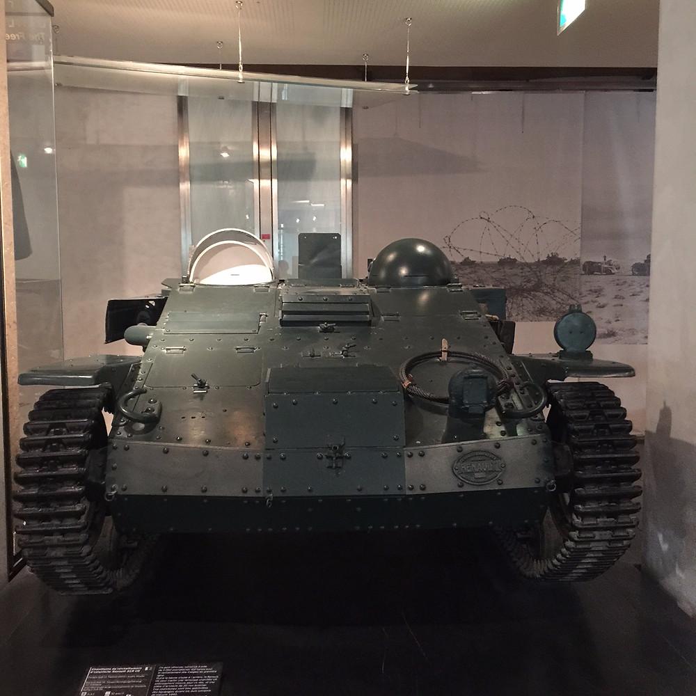 Tanque Museu des Invalides