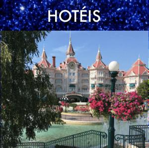 Hoteis Disneyland Paris