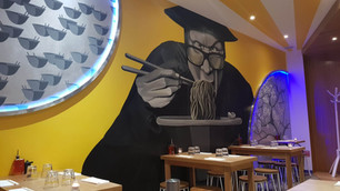 Ramen Bowl: Tokio Street Food em Paris