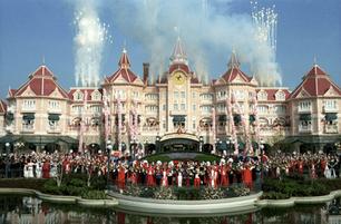 Reveillon 2019 na Disneyland Paris!