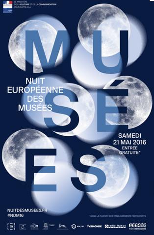 """""""Nuit des Musées"""" - Noite dos Museus em Paris!"""