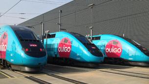 OUIGO: trem low cost na França