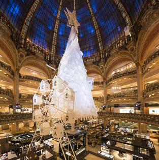 10% de desconto nas Galeries Lafayette e um brinde!