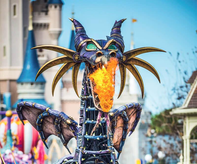 Nova Parada na Disneyland Paris