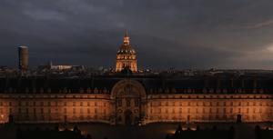 Invalides Paris de Noite - Foto retirada do site do evento