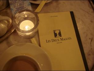Les Deux Magots - Café
