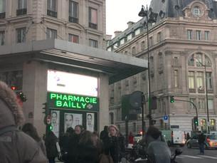 Farmácias baratas em Paris