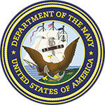 Department of the U.S. Navy Logo