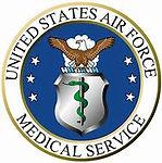 USAF Medical Service Logo