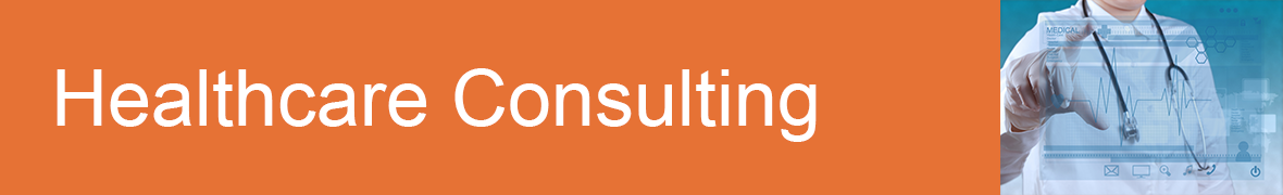 Healthcare Consulting Banner