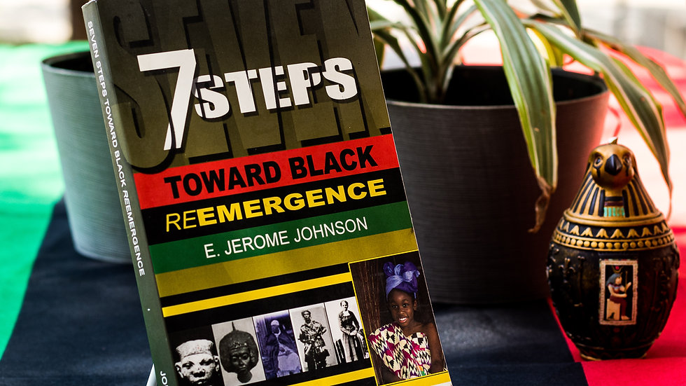 7 Steps to Black ReEmergence by Jerome Johnson