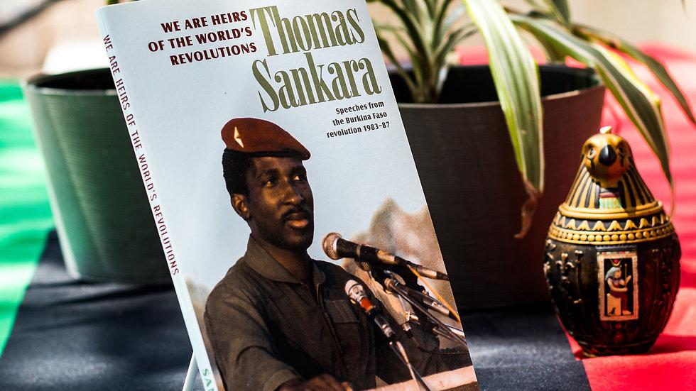 Thomas Sankara: Speeches from the Burkina Faso Revolution