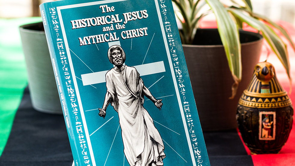 The Historical Jesus and The Mythical Christ