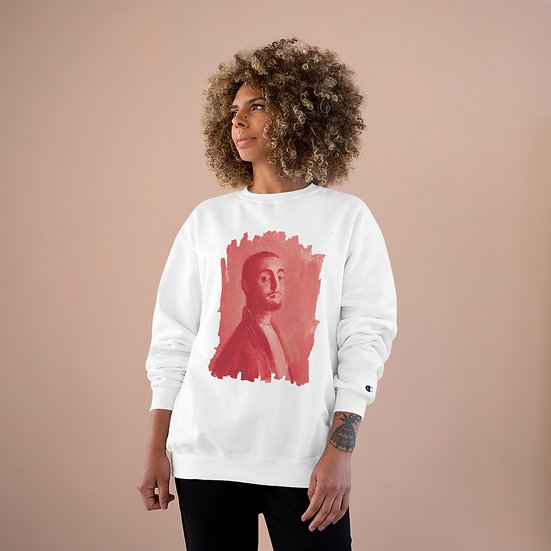 Mac Miller Champion Crew Neck Sweater