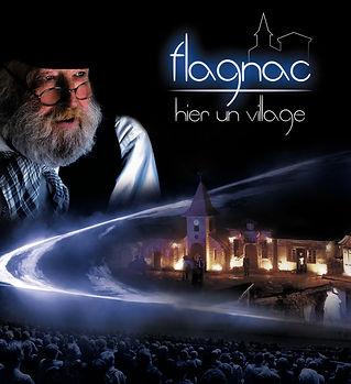 Spectacle son et lumière de Flagnac dans l'Aveyron
