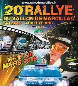 Plusieurs rallye automobile en Aveyron