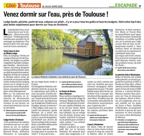 Journal l'Actu Toulouse