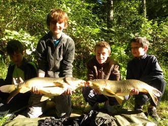 Ecole de pêche de l'Aveyron