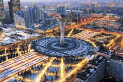 Astana, KAZAKHSTAN May 20-21