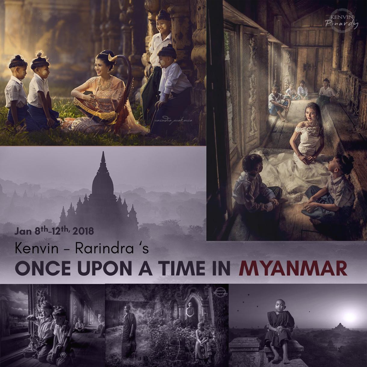 Myanmar Jan 2018
