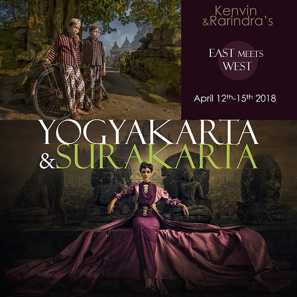 Yogyakarta-Surakarta, April 12-14