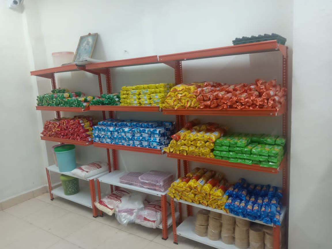 Fully Packaged Snacks and Food