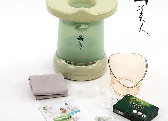 Jade Mugwort Seat Steamer (2-in-1 Facial & Uterus)
