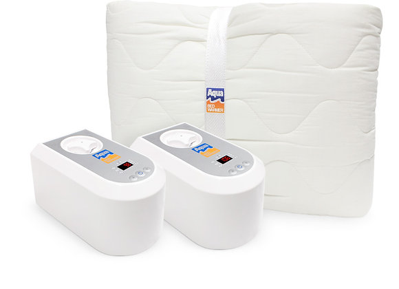Aqua Bed Warmer (King Size - Dual Zone)