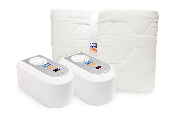 Aqua Bed Warmer (Queen Size - Dual Zone)