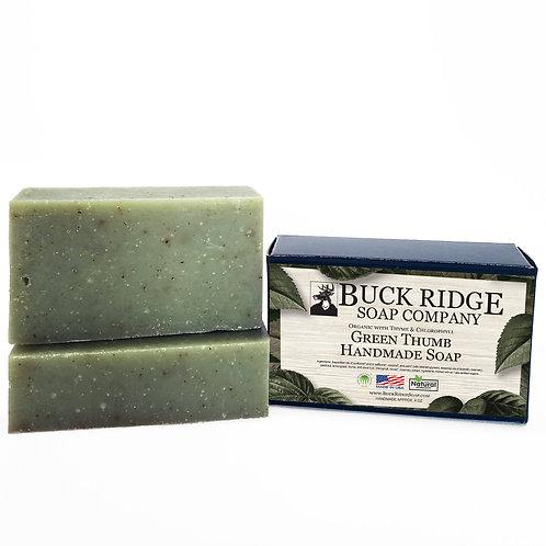 Green Thumb Handmade Soap - Organic