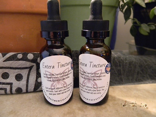 Lower Bowel Cleanser- Entera Tincture