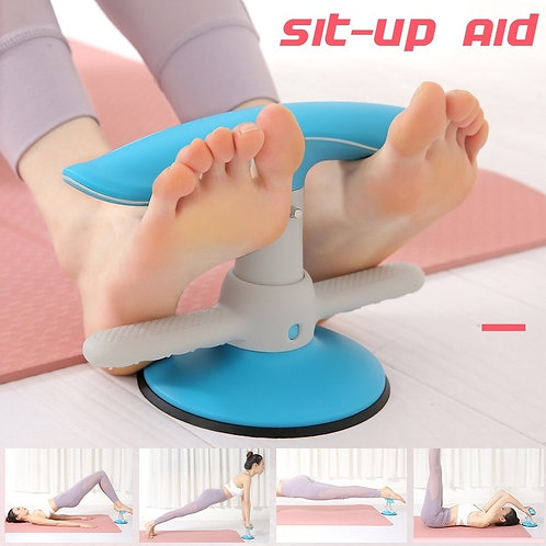 ABS Trainer Sit Up Bar Self-Suction Fitness Equipment Abdominal Strength Trainer
