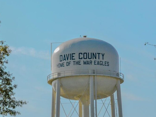 DAVIE COUNTY, NC: NATION'S SECOND SAFE COUNTY FOR PRE-BORN CHILDREN