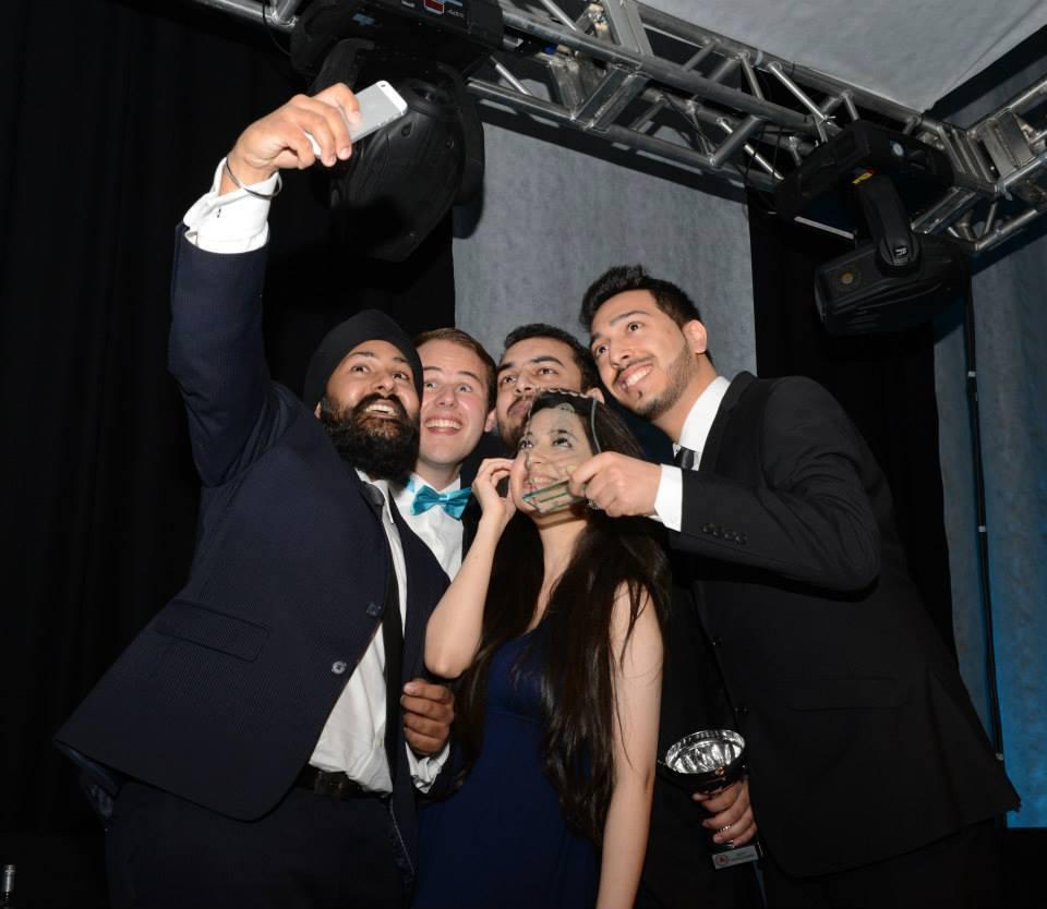 Best Newcomer Society Award
