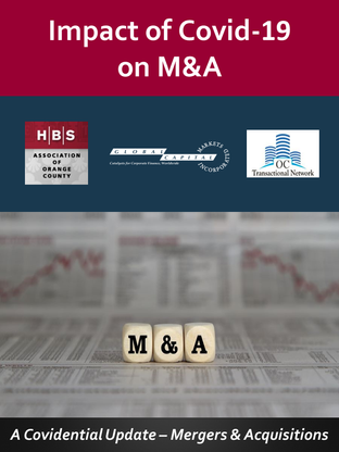Impact of Covid-19 on M&A